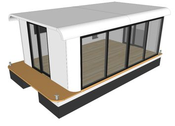 Thumbnail 1 bed houseboat for sale in Western Concourse, Brighton Marina Village, Brighton