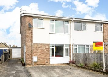 Thumbnail 3 bed semi-detached house to rent in Quarry Road, Witney