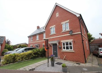 Thumbnail 3 bed semi-detached house for sale in Woolner Road, Clacton-On-Sea