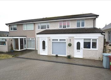 Thumbnail 4 bed semi-detached house for sale in Meadowbank Avenue, Strathaven, - Extended 4/5 Bedroom Semi