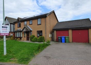 Thumbnail 4 bedroom detached house for sale in Seavert Close, Carlton Colville, Lowestoft