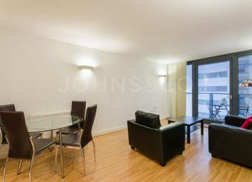 Thumbnail 1 bedroom flat for sale in Neutron Tower, 6 Blackwall Way, London