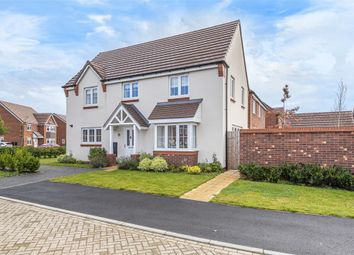 Thumbnail 4 bed detached house for sale in Lloyd Jones Road, Haslington, Cheshire