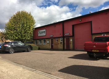 Thumbnail Industrial for sale in Little End Road, St Neots