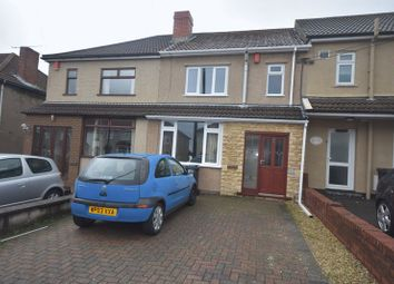 Thumbnail 3 bed terraced house for sale in Middle Road, Kingswood, Bristol