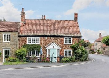 Thumbnail 2 bed cottage for sale in The Green, Scriven, Knaresborough, North Yorkshire