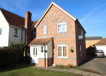 Thumbnail 3 bedroom detached house for sale in The Lloyds, Grange Farm, Kesgrave, Ipswich
