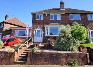Thumbnail 4 bed semi-detached house for sale in Hansom Road, Quinton, Birmingham