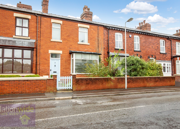 Thumbnail 3 bed terraced house for sale in Station Road, Croston