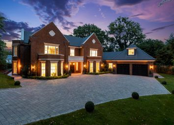 The Spinney, Queens Drive, Oxshott, Leatherhead, Surrey KT22. 5 bed detached house for sale