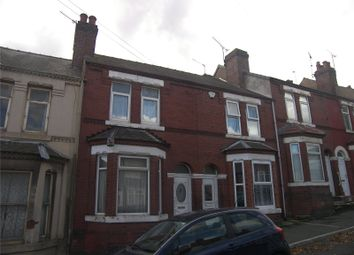 Thumbnail 3 bed terraced house for sale in Burton Avenue, Doncaster, South Yorkshire