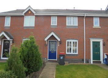 Thumbnail 2 bed terraced house to rent in Jarman Drive, Horsehay, Telford