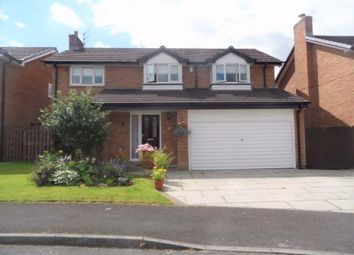 Thumbnail 4 bed detached house for sale in Croft Manor, Glossop