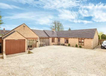 Thumbnail 4 bed detached bungalow for sale in Stow-On-The-Wold, Gloucestershire