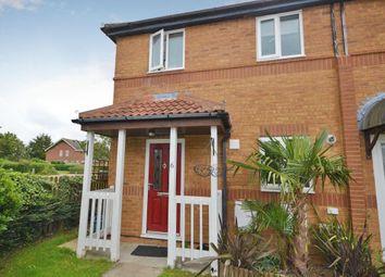 Thumbnail 3 bed end terrace house to rent in Pipston Green, Kents Hill, Milton Keynes, Buckinghamshire