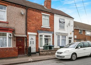 Thumbnail 3 bed terraced house for sale in Station Street East, Coventry