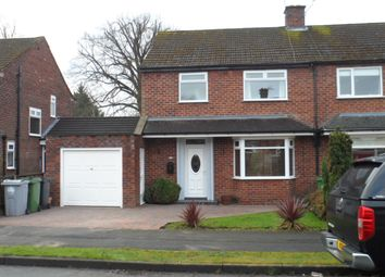 Thumbnail 3 bed terraced house to rent in Davenport Avenue, Wilmslow