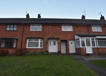 Thumbnail 3 bed terraced house for sale in Tarvin Road, Eastham, Wirral