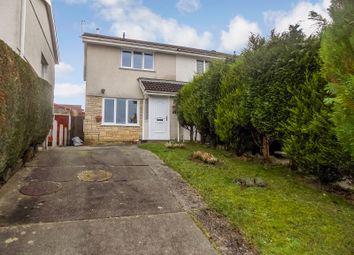 Thumbnail 2 bed end terrace house for sale in Ridgewood Gardens, Cimla, Neath, Neath Port Talbot.