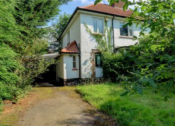 Thumbnail 3 bed semi-detached house for sale in Cradock Drive, Quorn, Loughborough
