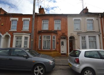 Thumbnail 3 bed terraced house for sale in Derby Road, Abington, Northampton