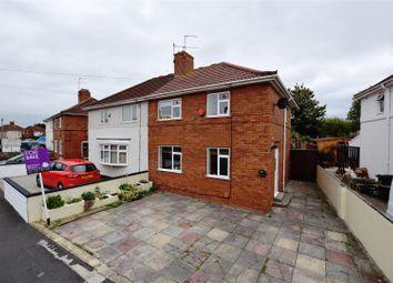 Thumbnail 3 bed semi-detached house for sale in Portbury Grove, Shirehampton, Bristol