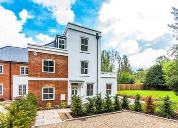 Thumbnail 4 bed semi-detached house for sale in Woking Road, Jacobs Well, Surrey