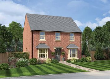 Thumbnail 4 bedroom detached house for sale in The Woodlands, Cross Common Road, Off Cardiff Road, Dinas Powys