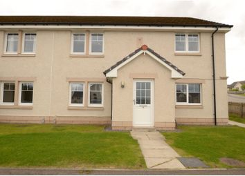 Thumbnail 2 bed flat for sale in Oakwood Place, Inverness