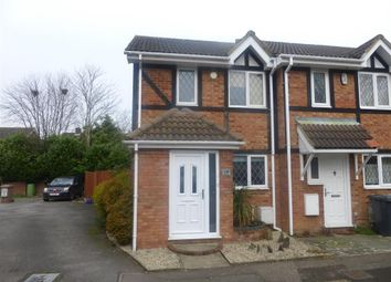 Thumbnail 3 bed end terrace house for sale in Swan Mead, Luton
