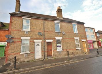 Thumbnail 2 bed terraced house to rent in High Street, Stanwell, Middlesex