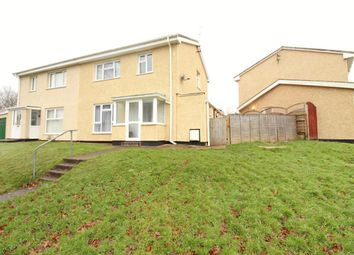 Thumbnail 3 bed semi-detached house for sale in Blackett Avenue, Newport