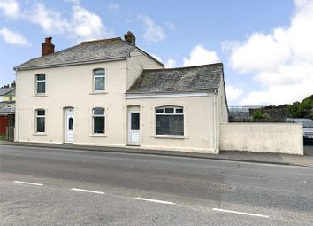 Thumbnail 4 bed detached house for sale in High Street, Delabole