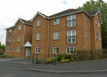 Thumbnail 2 bed flat to rent in Barrow Close, Walsall Wood, Walsall