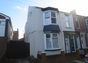 Thumbnail 2 bed flat for sale in Wharton Street, South Shields