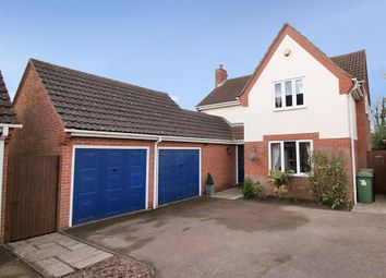 Thumbnail 4 bedroom detached house for sale in Blakestone Drive, Thorpe St. Andrew, Norwich