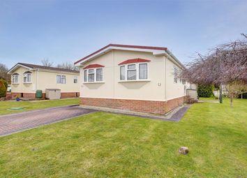 Bakers Farm Park, Upper Horsebridge, Hellingly, Hailsham BN27. 2 bed mobile/park home for sale