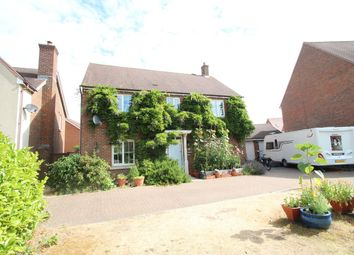Thumbnail 4 bed detached house for sale in Acer Road, Rendlesham, Woodbridge