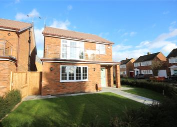 Thumbnail 4 bed detached house for sale in Overstone Road, Harpenden, Hertfordshire
