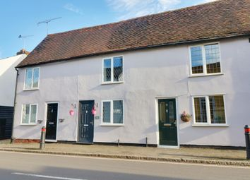 Thumbnail 2 bed terraced house for sale in High Street, Puckeridge, Ware