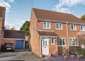 Thumbnail Semi-detached house for sale in Kingfishers, Shipton Bellinger, Tidworth