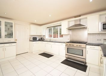 Thumbnail 5 bed detached house for sale in Cransley Close, Hamilton, Leicester