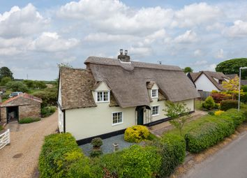 Thumbnail 4 bed detached house for sale in Main Street, Stow-Cum-Quy, Cambridge