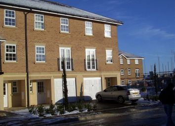 Thumbnail 4 bed town house to rent in Johnson Court, Northampton, Northamptonshire