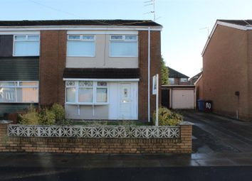 3 bed semi-detached house for sale in Beechburn Crescent, Huyton, Liverpool L36