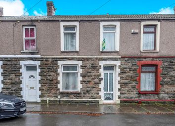 Thumbnail 3 bed terraced house for sale in Reginald Street, Port Talbot