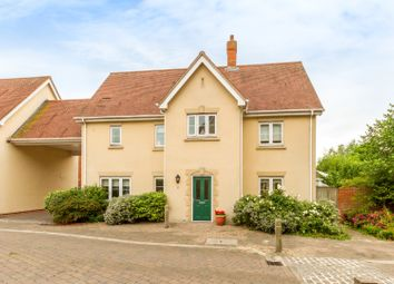 Thumbnail 4 bed detached house for sale in Wolage Drive, Wantage