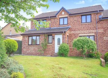 Thumbnail 4 bedroom semi-detached house for sale in Money Grove, Motherwell, Lanarkshire