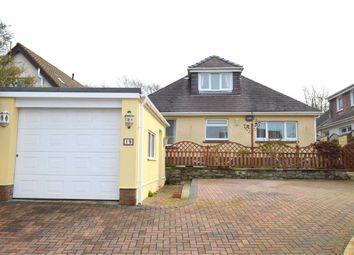 Thumbnail 4 bedroom detached bungalow for sale in Pencaerfenni Lane, Crofty, Swansea