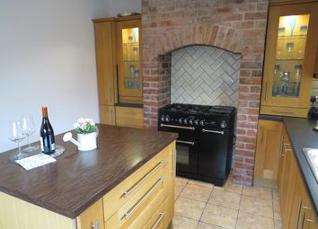 Thumbnail 2 bed terraced house to rent in Station Road, Stoney Stanton, Leicester